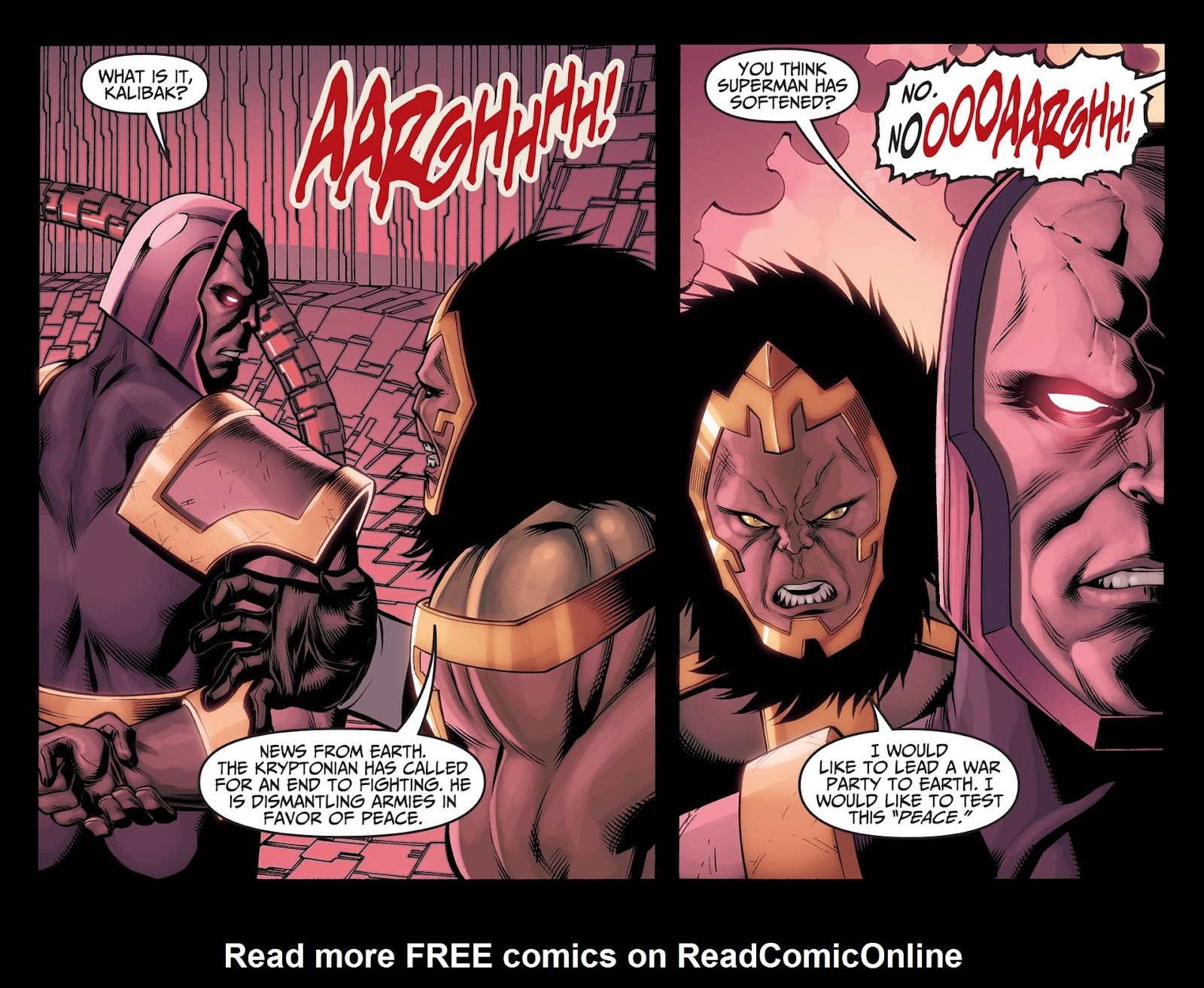 Injustice: Gods Among Us [I] Issue #22 #23 - English 12
