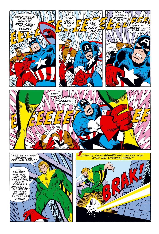 Captain America (1968) Issue #172 #86 - English 17
