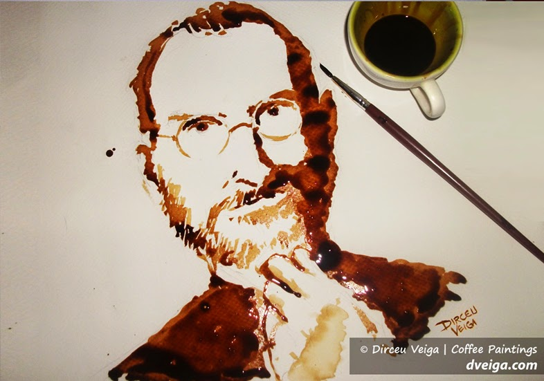 18-Steve-Jobs-Dirceu-Veiga-Coffee-Good-for-Drinking-and-Good-for-Painting