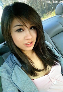 Hot Nude Asian: Adorable asian teen selfshots photo leaked