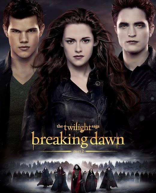 [HD-720p] The Twilight Saga [Collection]