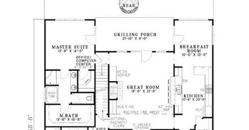 Planos de casas modelos y dise os de casas planes de for Normas para planos arquitectonicos