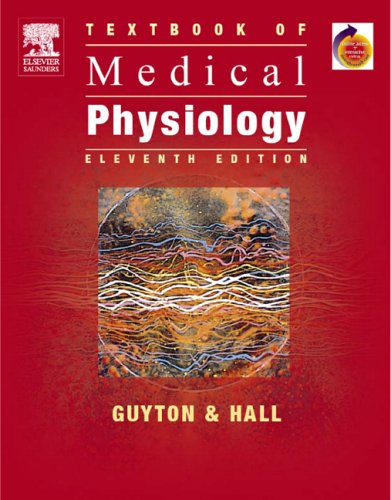 Textbook of Medical Physiology by Arthur.