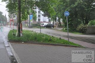Fulsbüttler Straße 417 - Radwegbenutzungspflicht