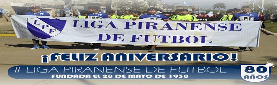 Liga Piranense De Futbol