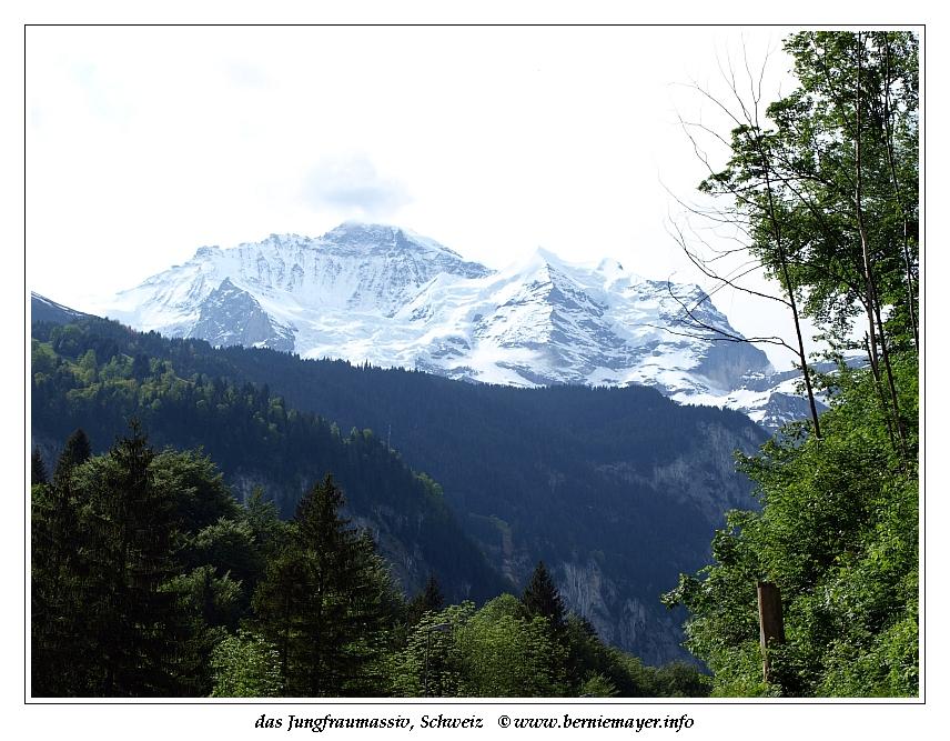 Jungfraumassiv
