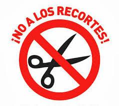 NO A LOS RECORTES