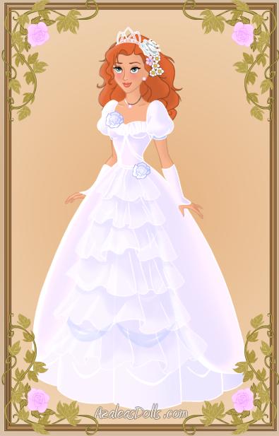 Giselle Enchanted Cartoon Wedding Dress Fanart: giselle & co.: http://imgarcade.com/1/giselle-enchanted-cartoon-wedding-dress/