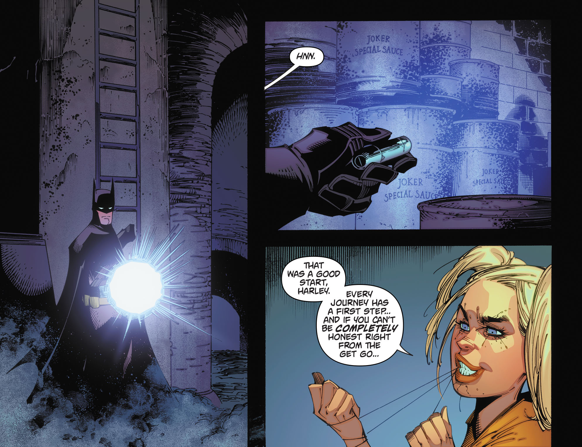 Batman: Arkham Knight [I] Issue #5 #7 - English 21