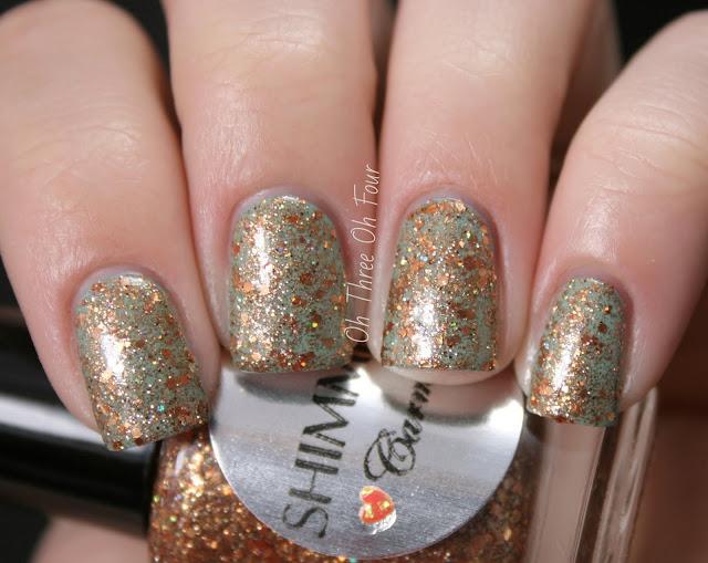 Shimmer Polish Carmen