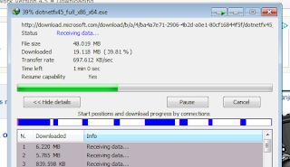 download pakai three cepat