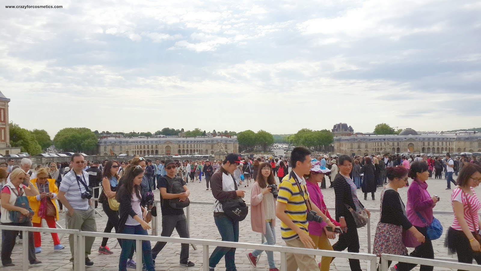 palace of versailles images