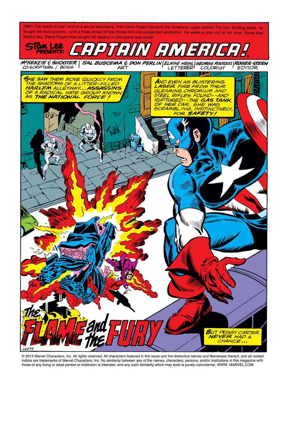 Captain America (1968) Issue #232 #147 - English 2