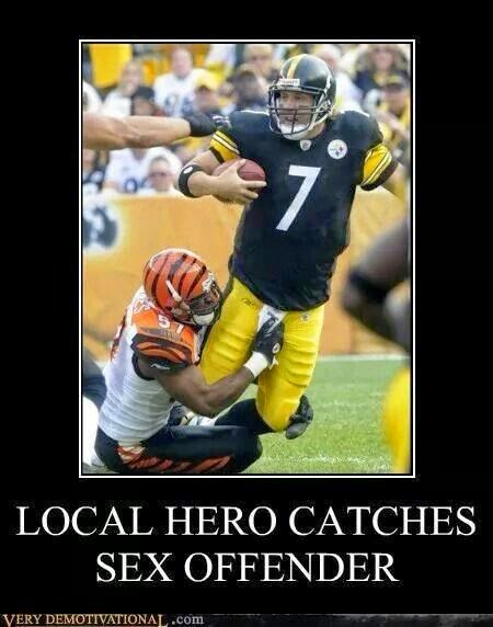 local%2Bhero%2Bcatches%2Bsex%2Boffender 22 meme internet local hero catches sex offender bengals