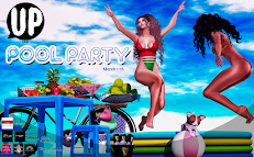 Up! Pool Party - March Round