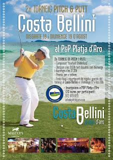Torneig Costa Bellini en P&P Platja D'Aro