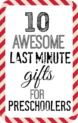 Gifts & Gear, toys, Toys + Gifts, last minute gifts for kids, 10 last minute gifts for preschoolers, last minute gifts for preschoolers, amazon prime last minute holiday gifts