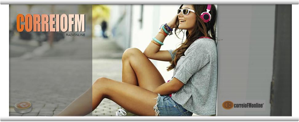 Rádio Correio FM  - Sistema online de comunicação - O melhor da música!