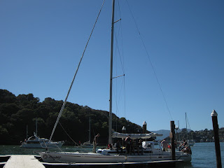 The Sea Wolf, a Santa Cruz 50