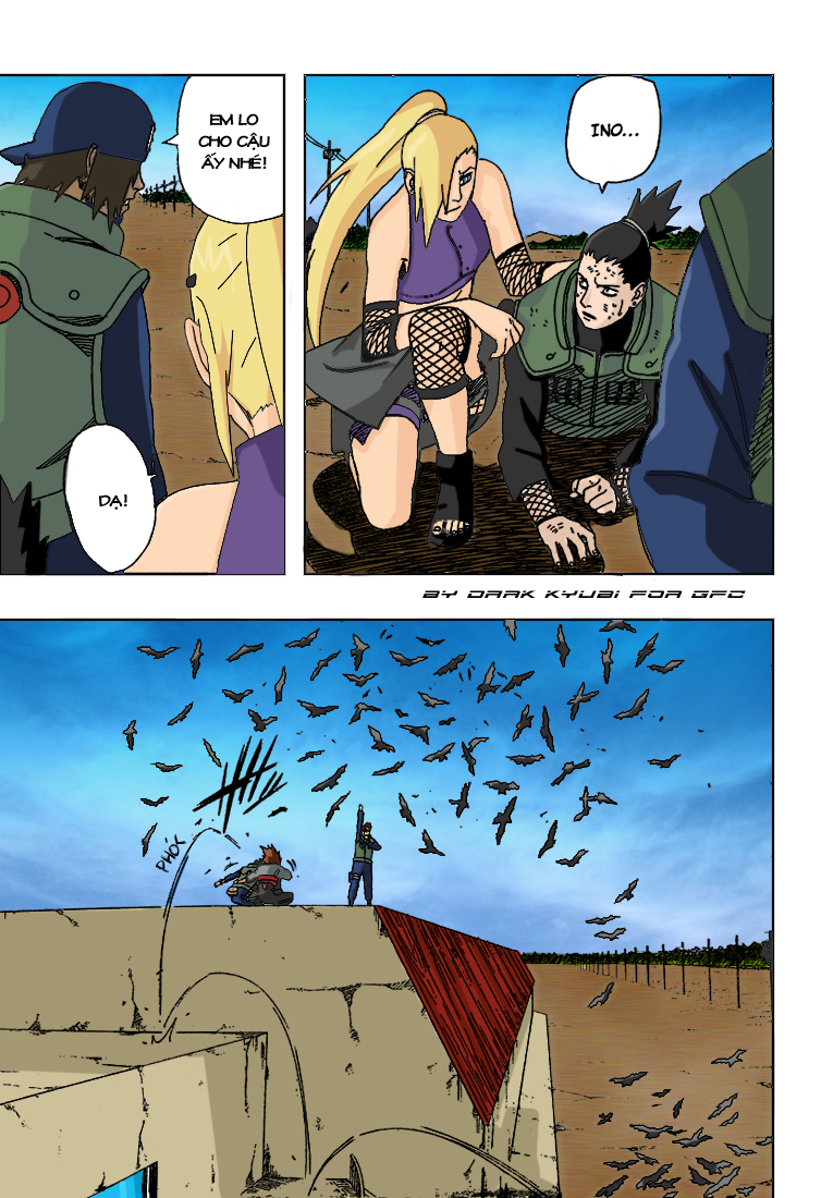 Naruto chap 327.Color Trang 11 - Mangak.info