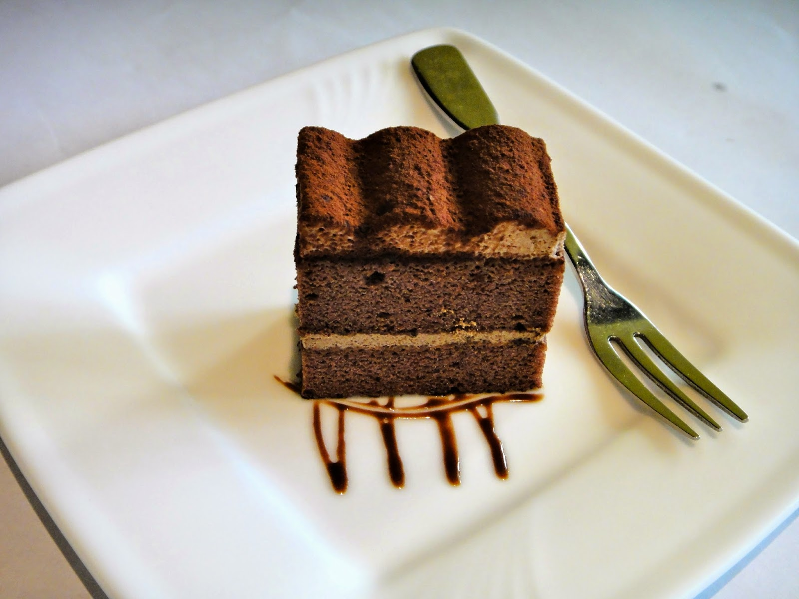 Chocolate Cake Mr J French Italian Restaurant Taipei Taiwan
