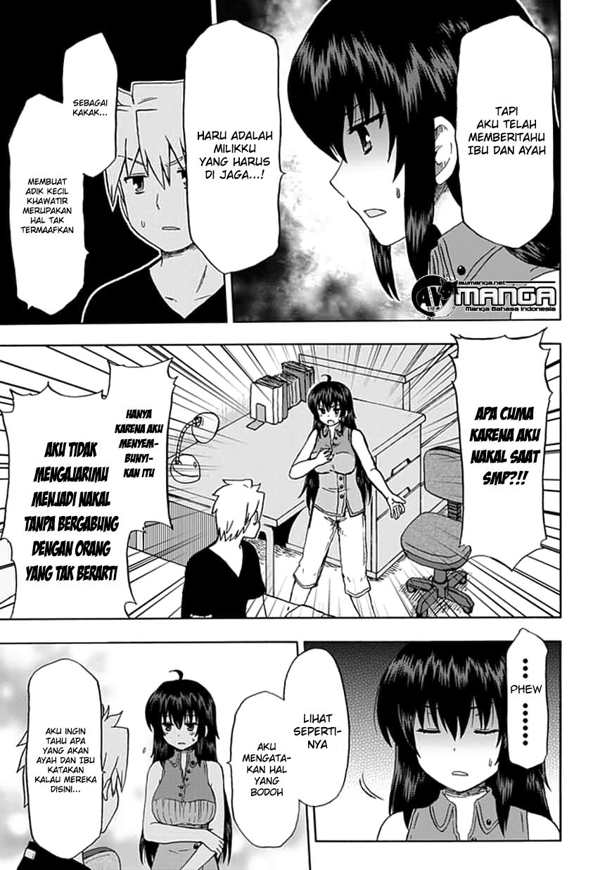 Komik fujimura kun mates 064 - karena kakak 65 Indonesia fujimura kun mates 064 - karena kakak Terbaru 8|Baca Manga Komik Indonesia|
