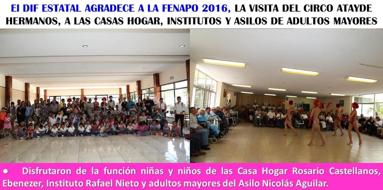 FENAPO 2016: LA MEJOR FIESTA DEL VERANO EN MÉXICO, Y EN EL MUNDO.