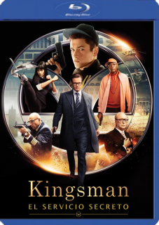 Kingsman: El Servicio Secreto (2014) DVDRip Latino