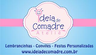 Lembrancinhas www.ideiadecomadre.com.br