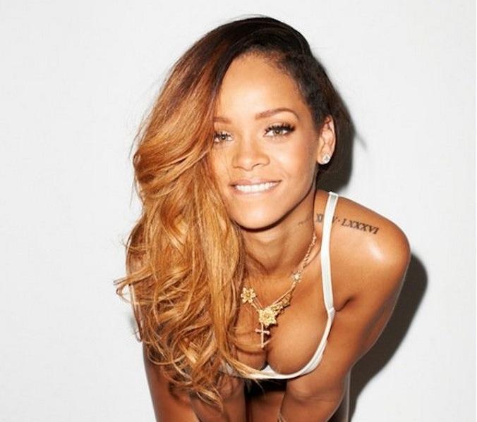 Rihanna - FHM 100 Sexiest 2014