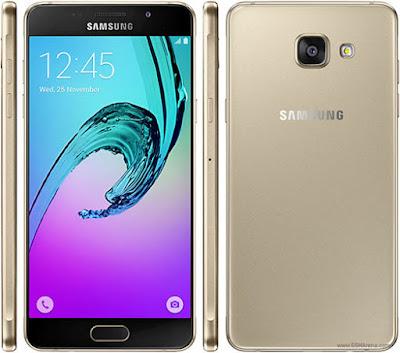 Samsung SM-A510M Galaxy A5 2016 Specs