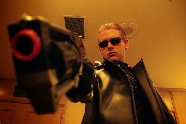 Resident Evil - Wesker