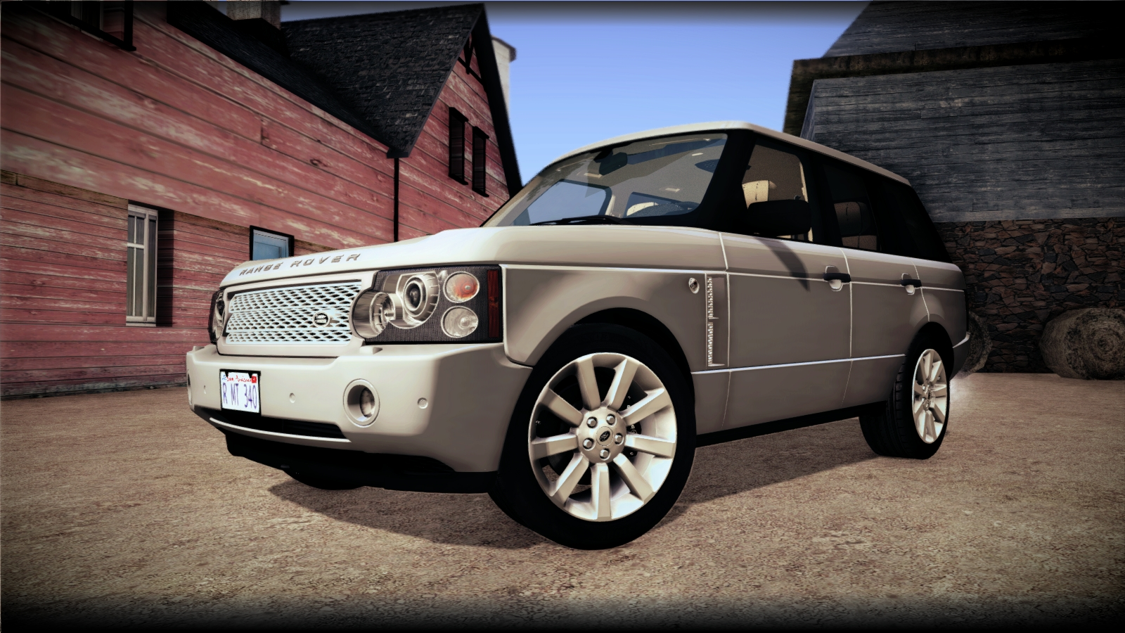 matheus 340 land rover range rover supercharged 2008. Black Bedroom Furniture Sets. Home Design Ideas