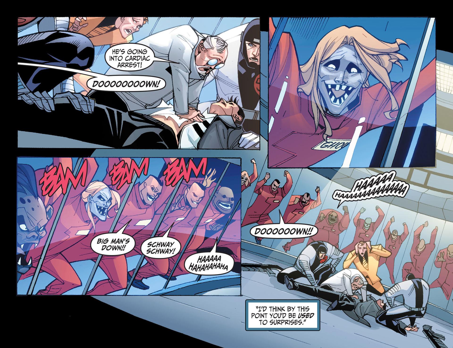Batman Beyond 2.0 #1 #40 - English 8