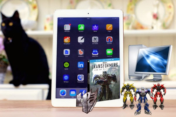 Copy Transformers (film series) on PC and iPad Air 2