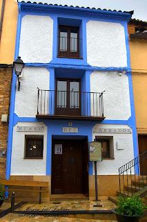 Lituénigo Museo del Labrador Moncayo Aragón
