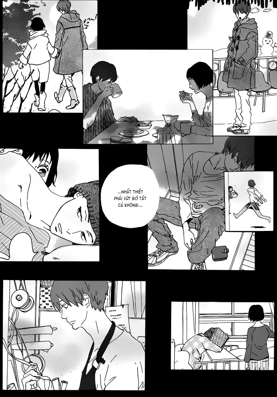 TruyenHay.Com - Ảnh 15 - Natsuyuki Rendez-vous Chap 18