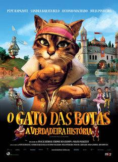 Filme A Verdadeira História do Gato de Botas   Dual Áudio + Legenda