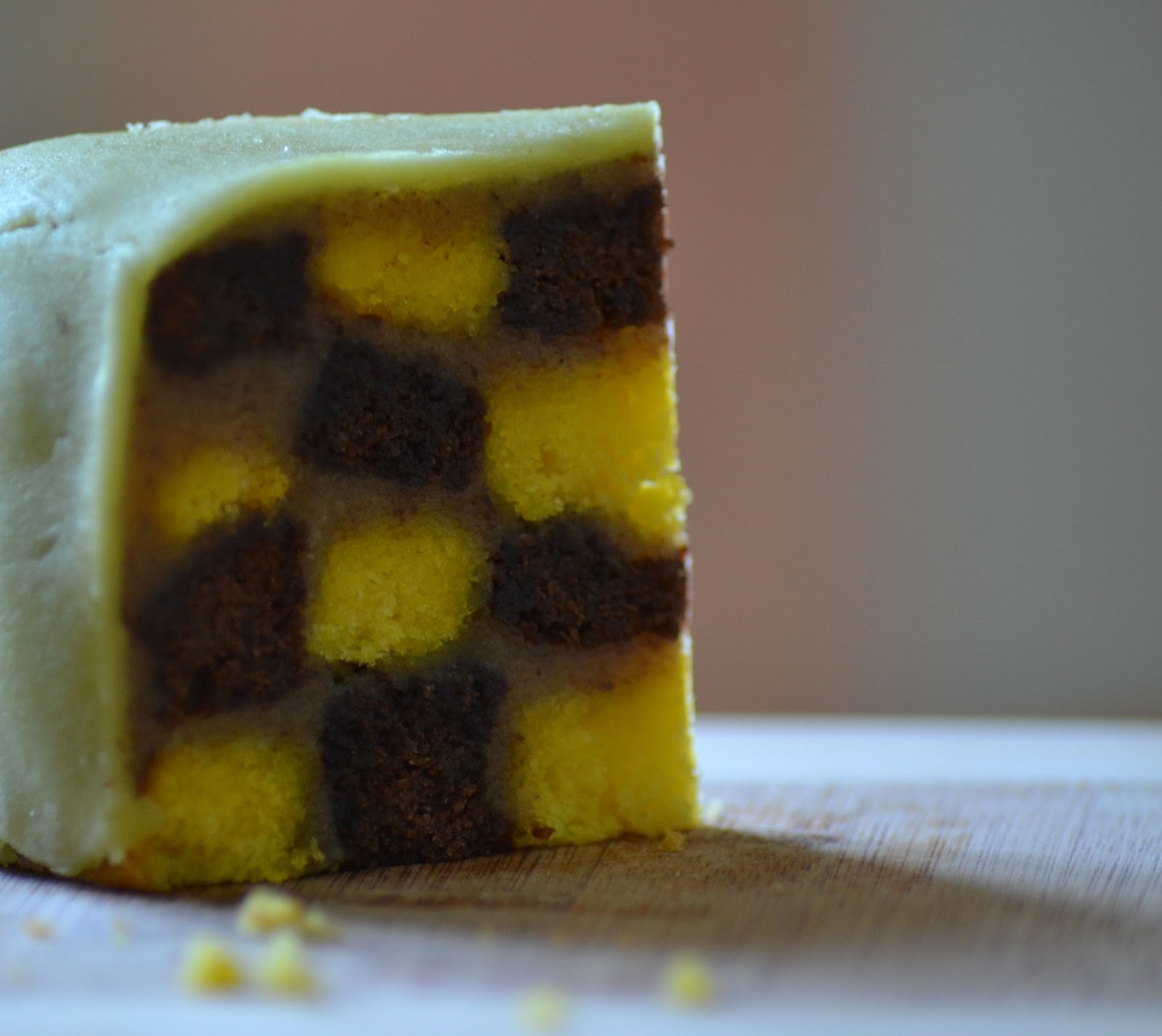 Recept Heel Holland bakt 2015: Battenberg cake