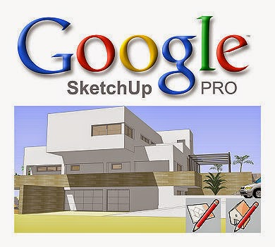 Free Download SketchUp Pro 2014 Full Version