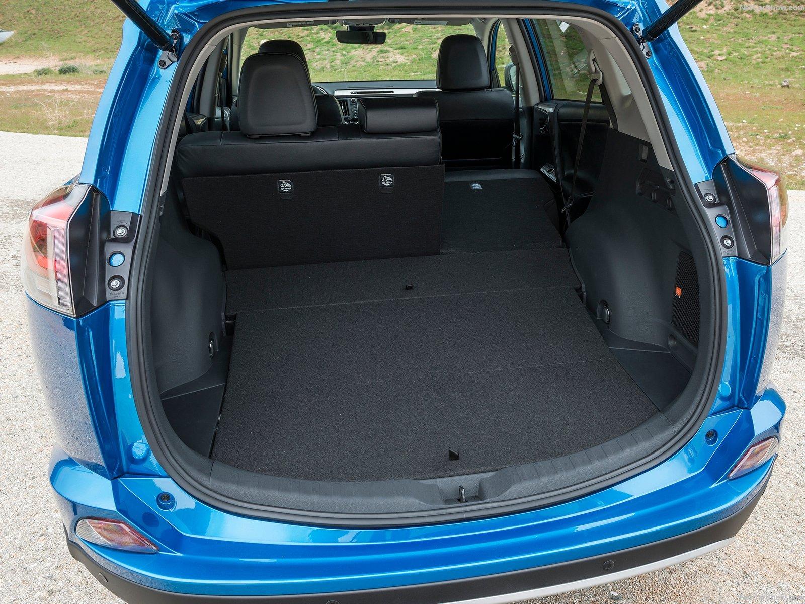 Hình ảnh xe ô tô Toyota RAV4 Hybrid 2016 & nội ngoại thất