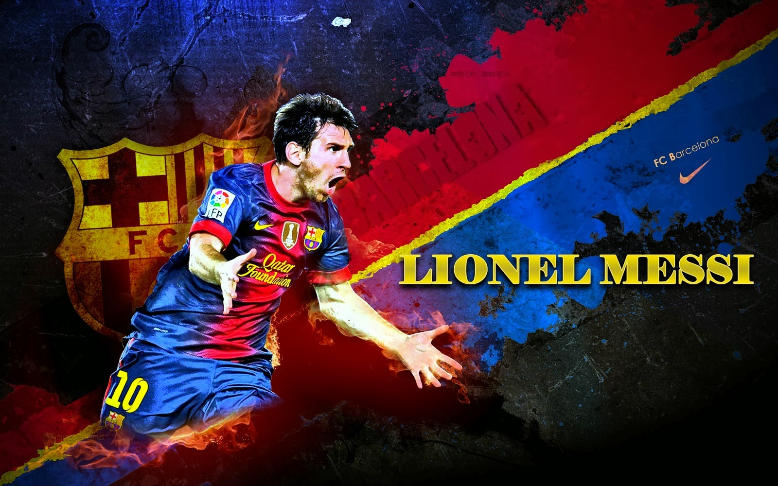 Lionel Messi HQ Wallpapers 2014 2015