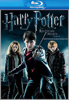 Harry Potter e as Relíquias da Morte - Parte 1 BluRay 1080p Dual Áudio