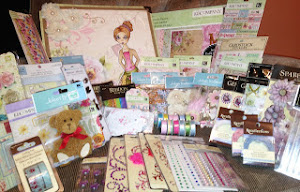 March giveaway at Cuddlebug Cuties and Sew Crafty Angel