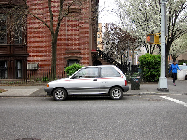 1988 Festiva Found On Thestreetpeep