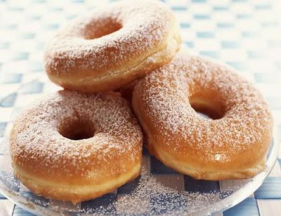 Donuts receita facil