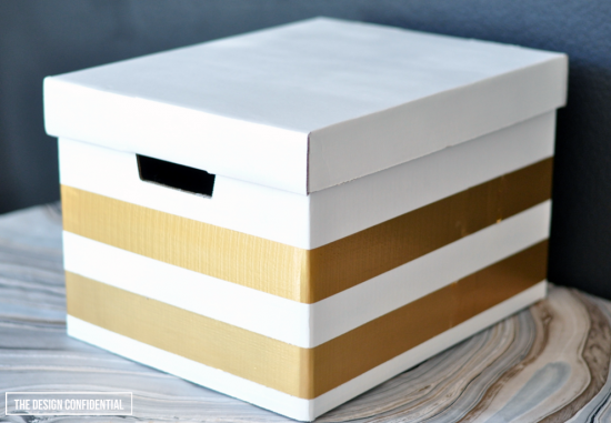 via - Decorative File Boxes