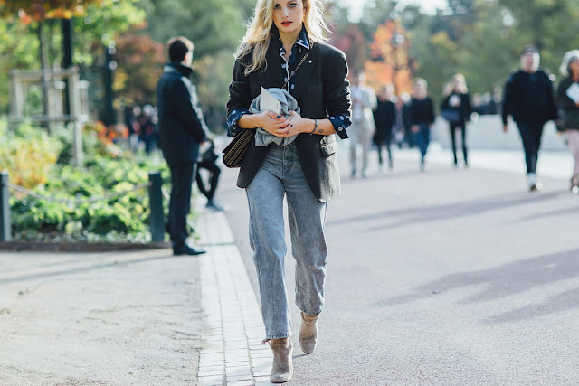 PARIS FASHION WEEK STREET STYLE SPRING-SUMMER 16