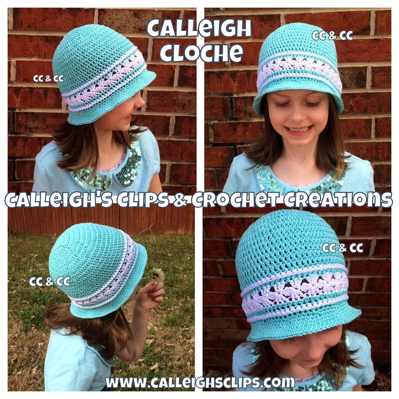 New Calleigh Cloche