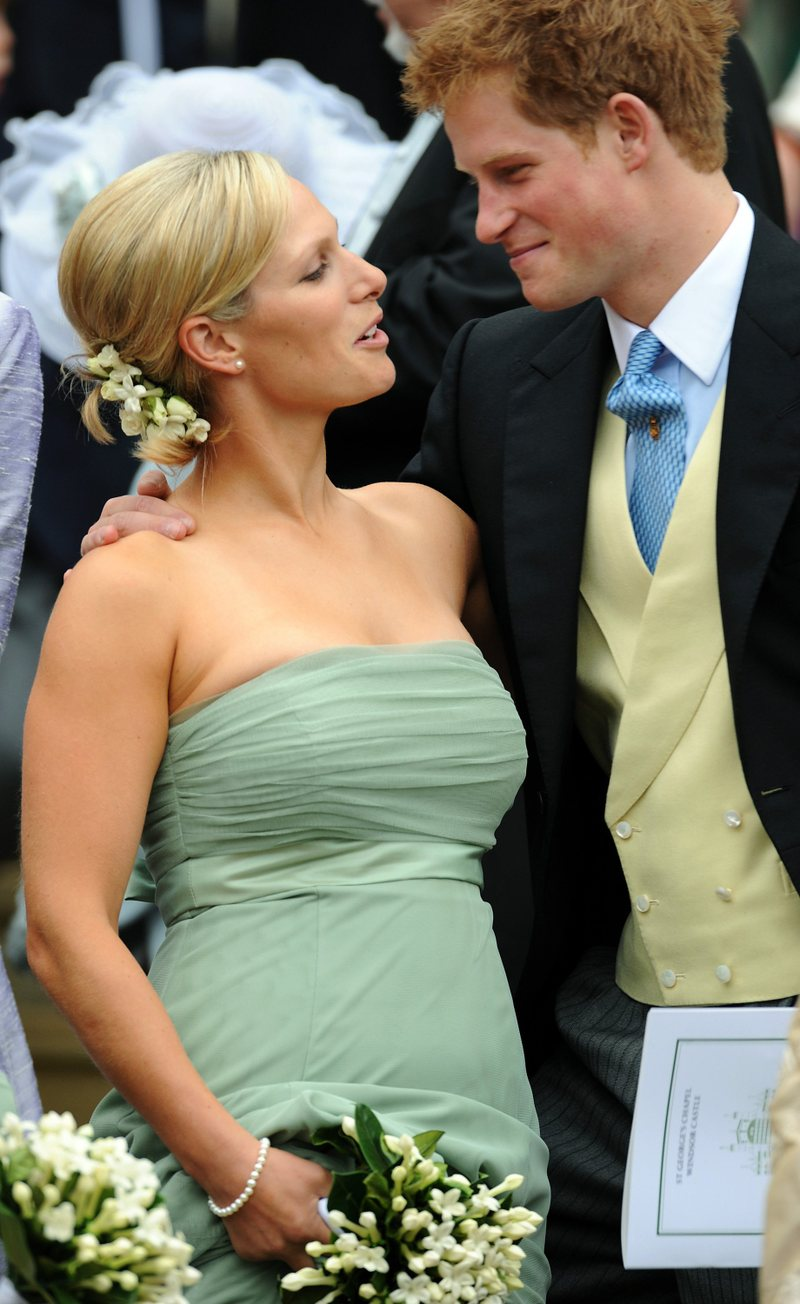 Zara phillips pictures world stars